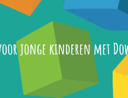 Weektaak #4 – Voor jonge kinderen met Downsyndroom